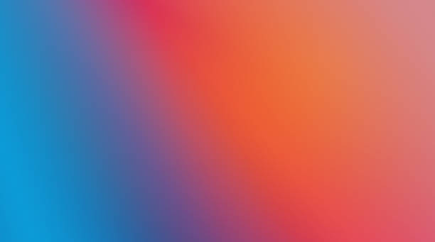 Colorful Gradient Background stock photo