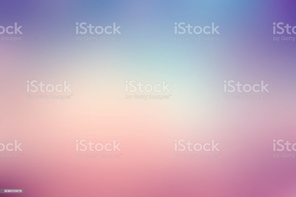 bunten Farbverlauf Unschärfe Hintergrund – Foto