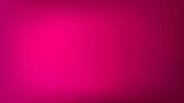 colorful gradient pink magenta abstract background - magenta stock photos and pictures