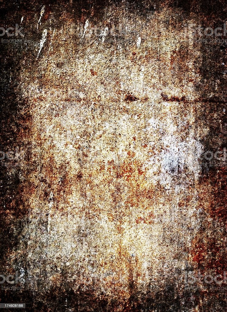 Colorful Grunge Background /Frame royalty-free stock photo