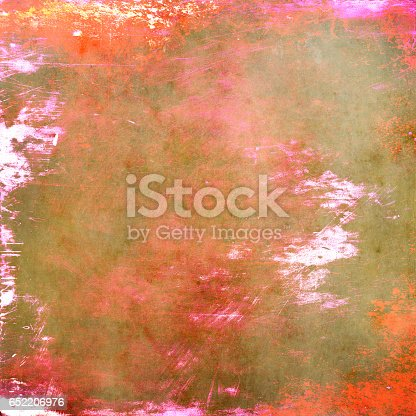 istock Colorful grunge background texture 652206976