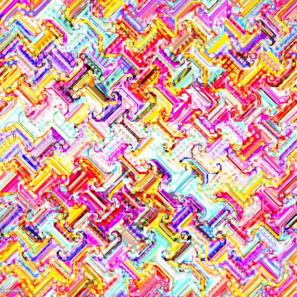 colorful   halftone abstract background stock photo