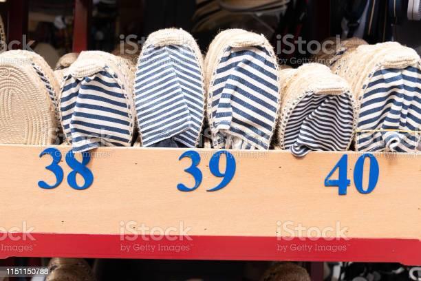 Colorful handmade rope soled sandals espadrilles in market street picture id1151150788?b=1&k=6&m=1151150788&s=612x612&h=fexv3t8macz4tumujtxgk9b1gmntmrdafdsztr92 mo=