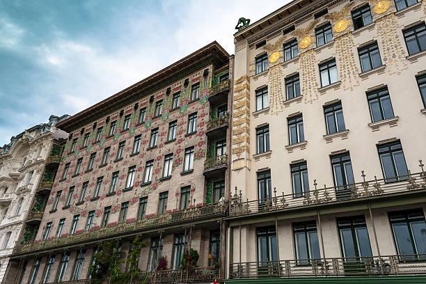 bunte house in nashville - naschmarkt stock-fotos und bilder
