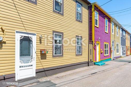Newfoundland and Labrador, Canada.