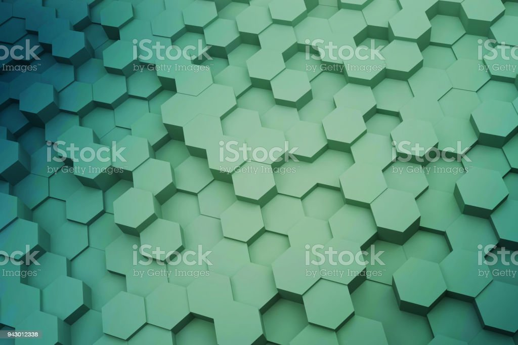 Colorful Illustration Of Military Geometric Armor Background