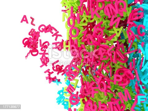 513565925istockphoto colorful letters 177135677