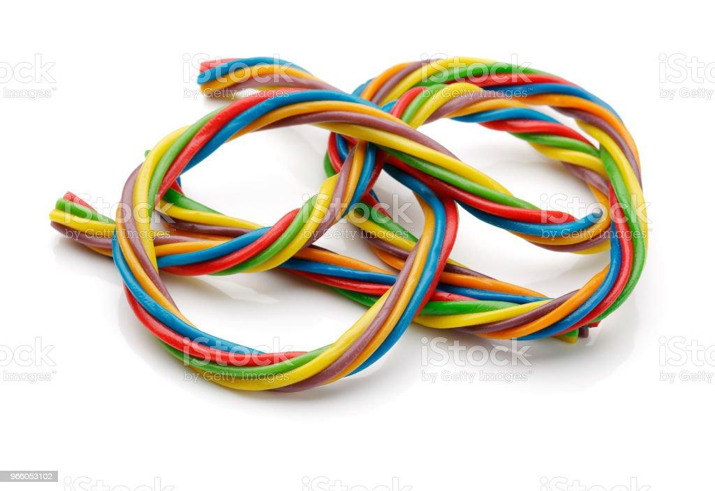 Colorful Licorice - Стоковые фото Без людей роялти-фри