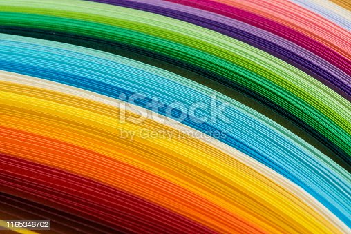 colorful line