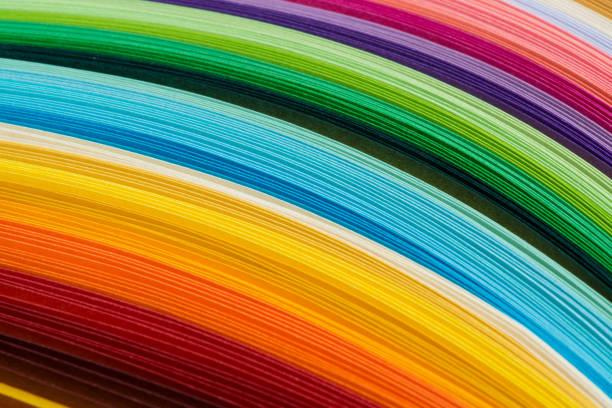 다채로운 라인 - 색상 이미지 뉴스 사진 이미지