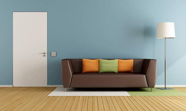 Bunte Wohnzimmer – Foto