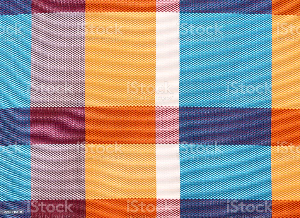 Colorful loincloth pattern stock photo