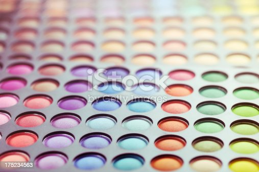 istock Colorful makeup palette 175234563