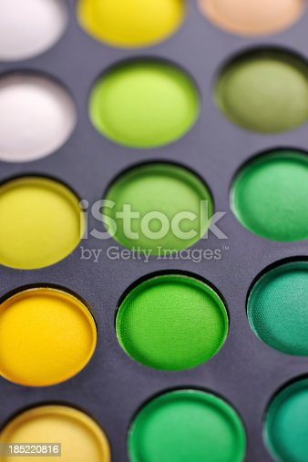 istock Colorful makeup palette 185220816