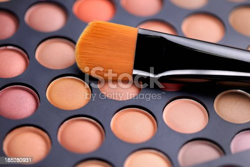 istock Colorful makeup palette 185280931