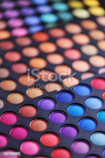 istock Colorful makeup palette 185285685