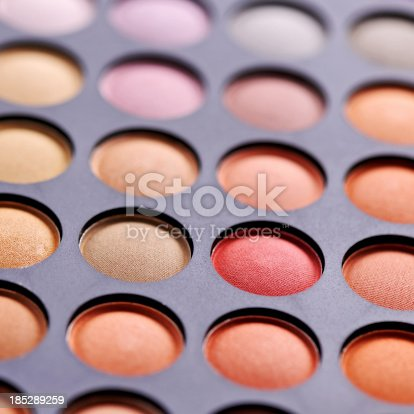 istock Colorful makeup palette 185289259