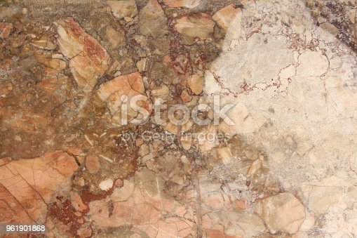 istock Colorful marble texture background pattern with high resolution, abstract marble of Thailand 961901868