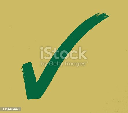 istock Colorful Mark On Small Note Paper 1194494472