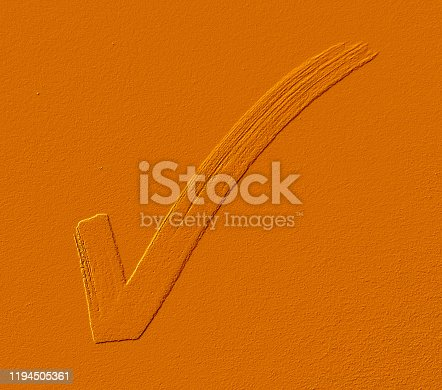 istock Colorful Mark On Small Note Paper 1194505361