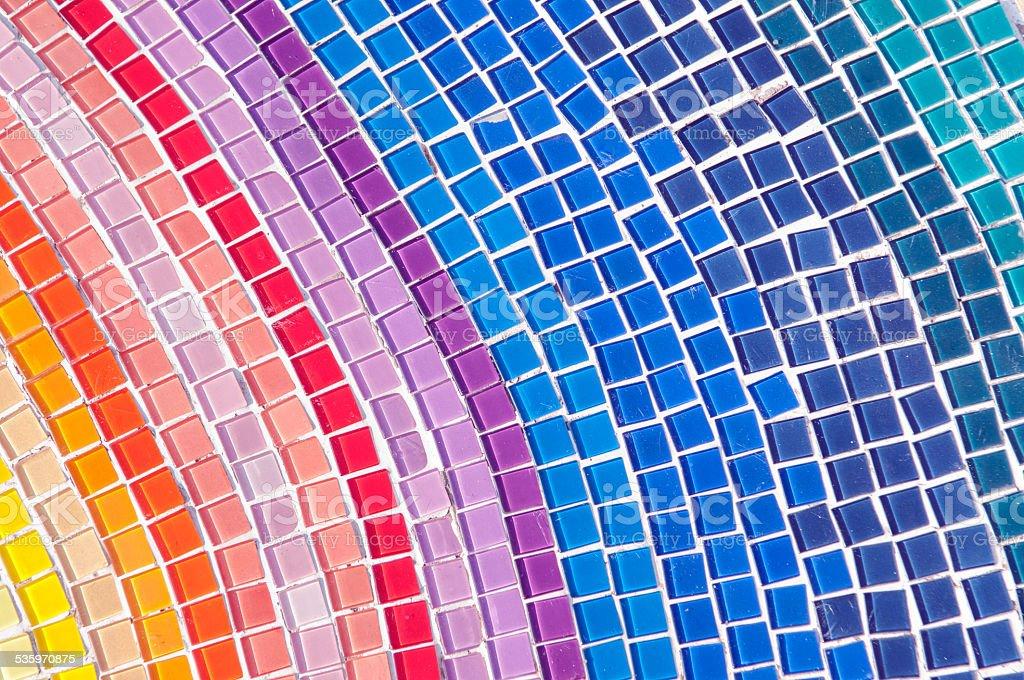 Bunte Mosaik – Foto