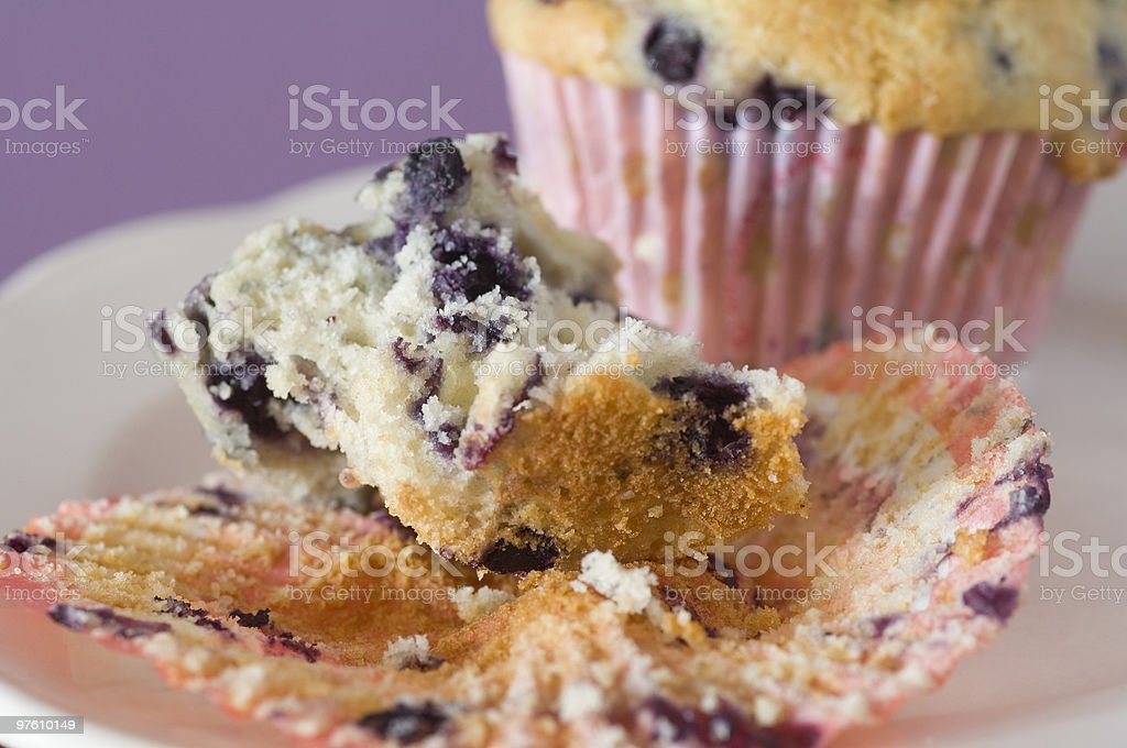 Colorful Muffin royalty-free stock photo