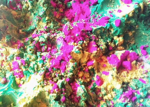 Colorful Multi Color Texture Stock Photo - Download Image Now