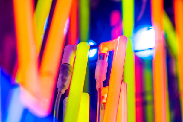 Best Neon Stock Photos, Pictures & Royalty-Free Images - iStock