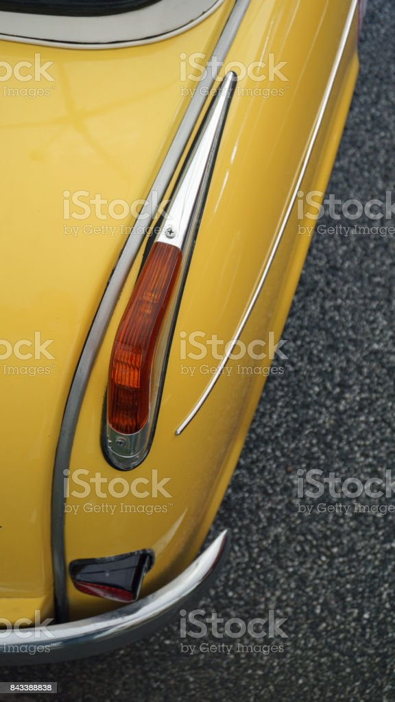 colorful old vehicles stock photo