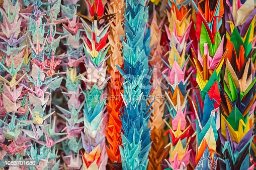 Beautiful Japanese origami
