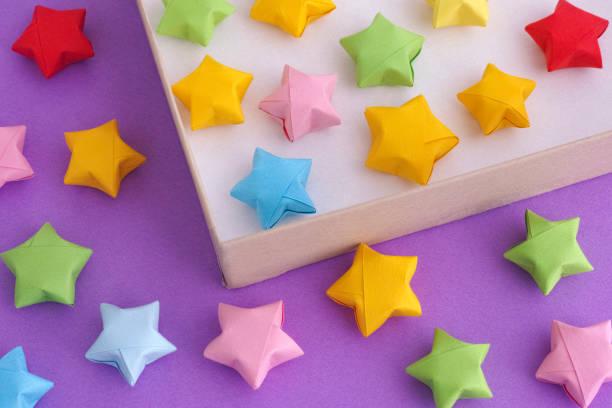 Vova | 365/540pcs Lucky Star Folding Paper Strips Ribbons Origami ... | 408x612