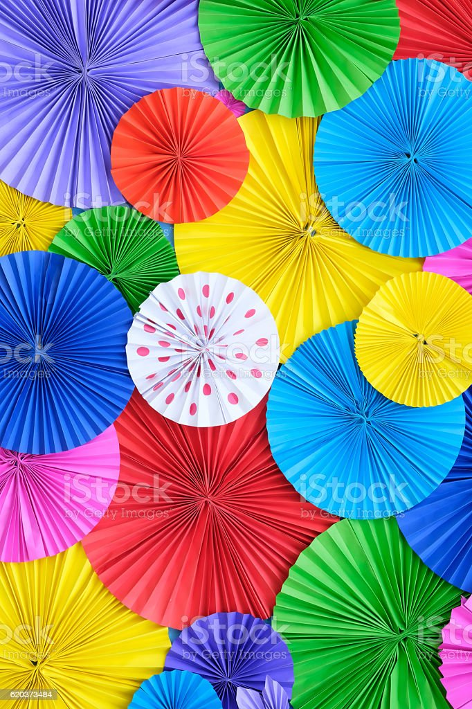 Colorful Paper background foto de stock royalty-free