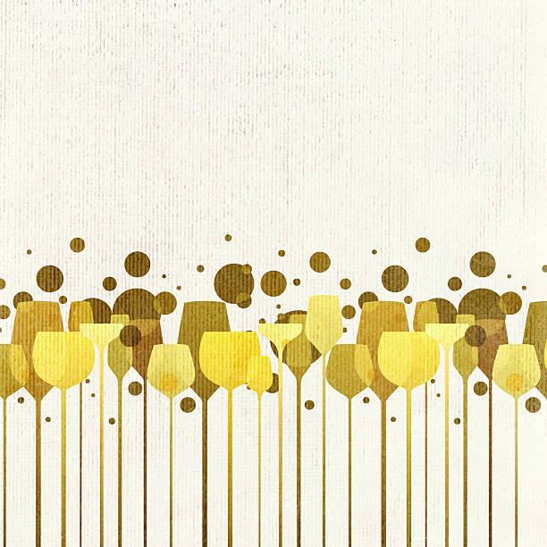 bunte party und drinks - partylabels stock-fotos und bilder