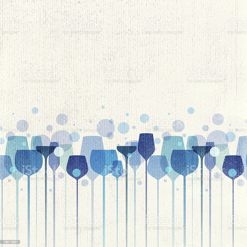 Colorful Party Drinks stock photo