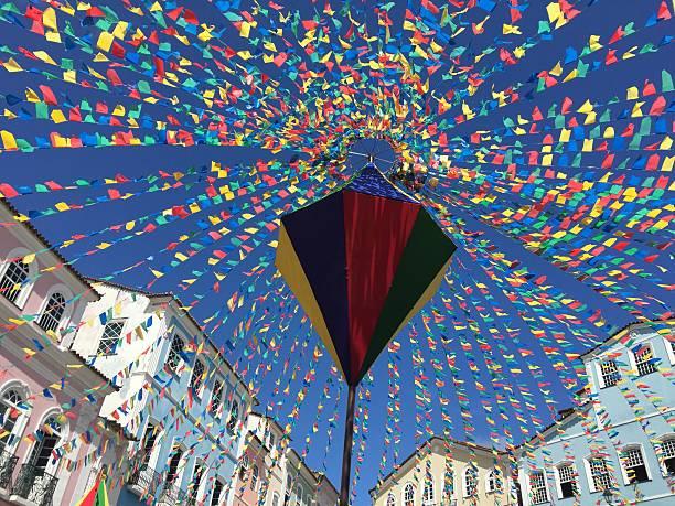 Colorful Pelourinho