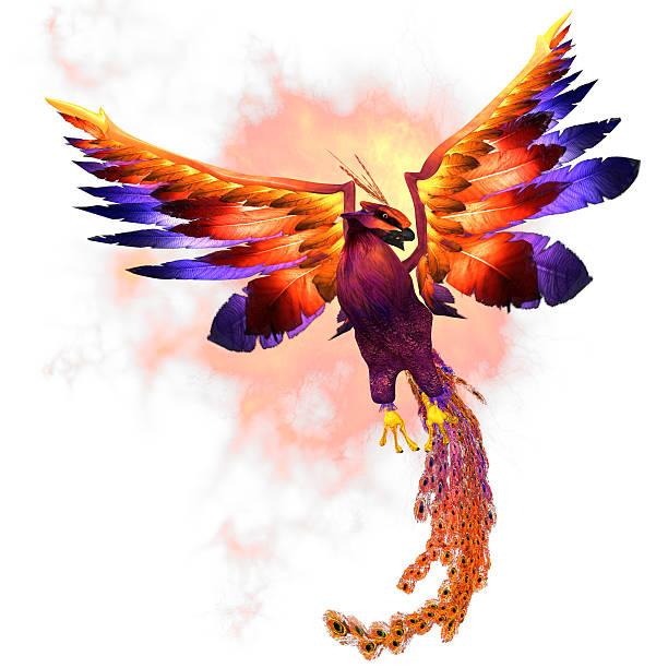 Aumento de Phoenix - foto de stock