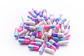 istock Colorful pills 467867078