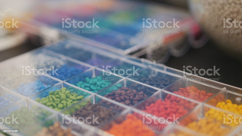 Manufactory industry jelly beans