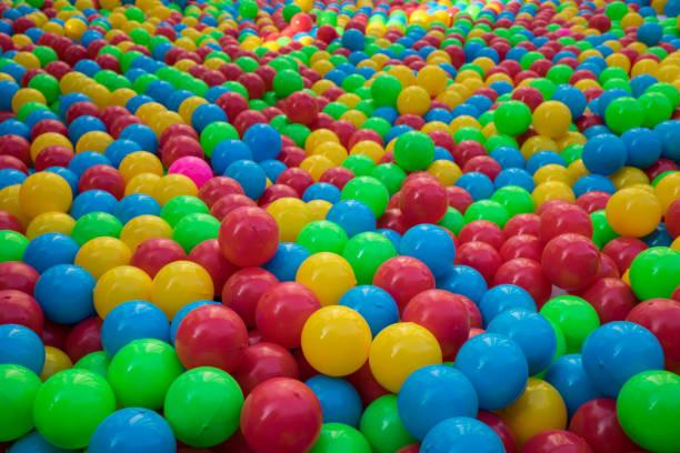Colorful, jeu de boules - Photo