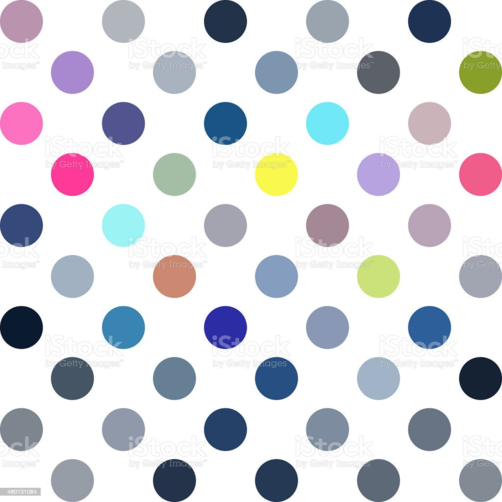 Colorful Polka Dots Background Creative Design Templates Stock Photo ...