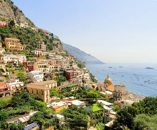 Colorful Positano Town – Foto