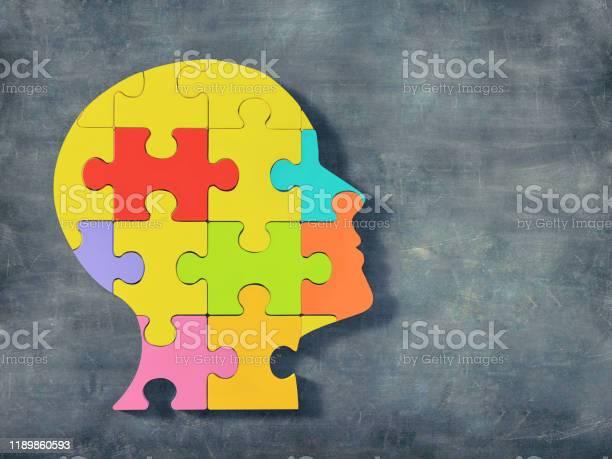 Colorful puzzle of a human head profile 3d render illustration picture id1189860593?b=1&k=6&m=1189860593&s=612x612&h=g8c8jh fwlucodbxgt0w0qe5 kndgneuuwjbdbg7o7k=