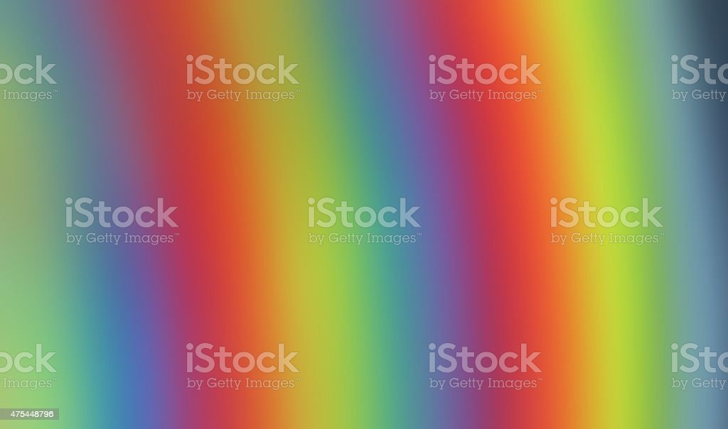 colorful rainbow, high contrast abstract background stock photo