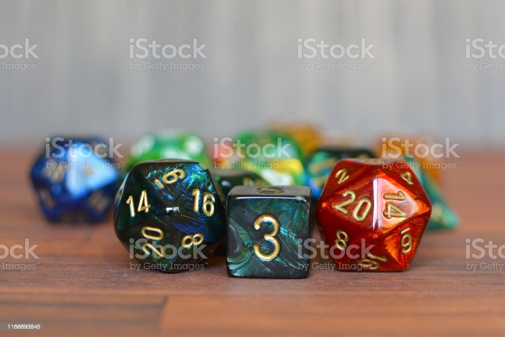 roleplaying dice