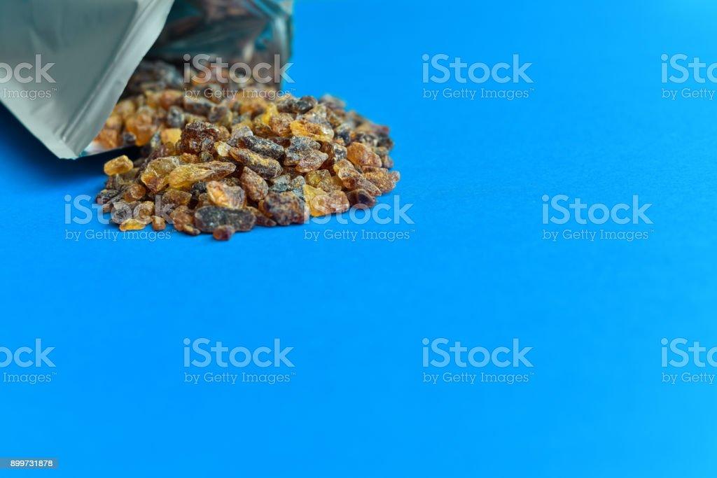Colorful Rock Sugar stock photo