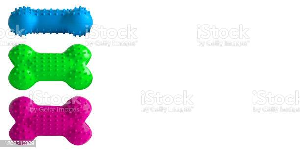 Colorful rubber dogs bone isolated on white background puppy dog toy picture id1202210309?b=1&k=6&m=1202210309&s=612x612&h=r5qpgp5ioxhsg5fprek h6chhyf6azicieo68mch56s=