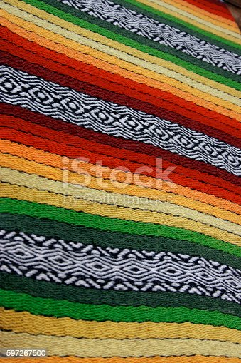 Colorful Rug Stock Photo & More Pictures of Abstract