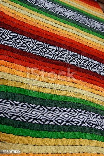 Colorful Rug Stock-Fotografie und mehr Bilder von Abstrakt