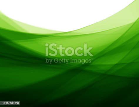 istock Colorful smooth twist light lines abstract background 625781220