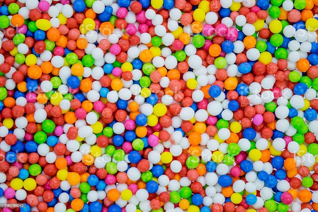 Colorful sprinkles, jimmies for cake decoration Стоковые фото Стоковая фотография
